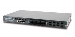 Jetzt auch mit 10G-Uplink: der modulare Allrounder KGS-2422 von KTI