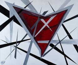 Schattenseiten – LEBEN zeigt emotionale Werke dreier Künstler