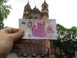Wormser reißen sich um Null-Euro-Schein aus Worms – der Dom…