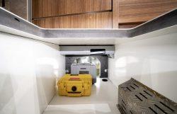 design composite entwickelt Leichtbau-Chassis-Teile für HYMER