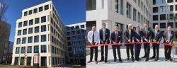 Neueröffnung des Plexus Design Centers in Darmstadt