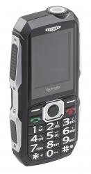 simvalley MOBILE Stoßfestes Outdoor-Handy XT-300 Dual-SIM