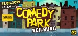 Oli Pocher als I'Tüpfelchen beim Comedy Park dabei