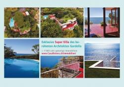 Exklusive Traum-Villa in Arenzano, Ligurien (erbaut 1961 vom berühmten Architekten…