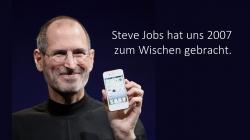 """""""Smartphone Revolution"""" – Keynote von Dr. Gundolf Meyer-Hentschel"""
