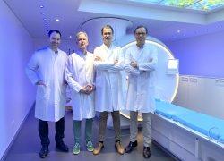 """Radiologische Maximalversorgung am neuen Standort """"Am Hofgarten"""""""
