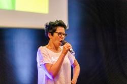 Silent Speaker Battle: Münchnerin gewinnt Weltpremiere