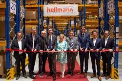 Hellmann Worldwide Logistics eröffnet neues Warehouse in Kerpen