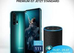 HONOR 20 PRO Verkaufsstart in Deutschland