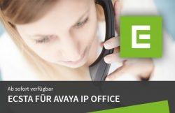 Neu: ECSTA Middleware von estos für die Avaya IP Office Serie