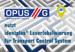 Partnerschaft: Staplerortung per Laser für Transportleitsystem