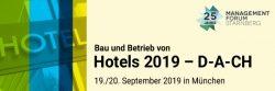 Bau und Betrieb von Hotel