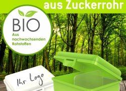 Nachhaltige Bio-Brotdosen aus nachwachsenden Rohstoffen – neu beim Trinkflaschenexpress