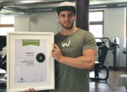 """Workout mit Daniel Zangerl, der Tiroler """"personal trainer"""" trainiert Dich Fit"""
