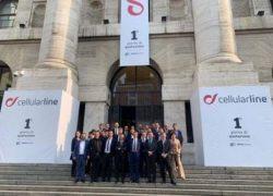 Cellularline: Aufnahme der Stammaktien und Optionsscheine für das STAR-Segment an der Mailänder Börse