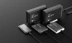 Western Digital stellt mit WD_Black™ sein neues Portfolio für PC- und Konsolengaming vor