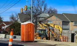 Mobille WCs / Toiletten mieten