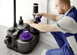 Alles zum Entwässern: Leistungsstarke Tauchmotorpumpen und hochwertige Kleinhebeanlagen
