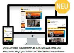 Die Arnold Schröder Industrieöfen GmbH setzt mit neuem Webshop den Erfolgskurs fort…