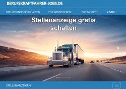 Hamburger Unternehmer suchen dringend Fahrer