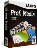 Leawo veröffentlicht Prof. Media 8.2.0.0 mit neu hinzugefügtem Blu-ray Cinavia Removal Modul