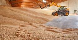 Heterogene Erntebilanz im AGRAVIS-Arbeitsgebiet