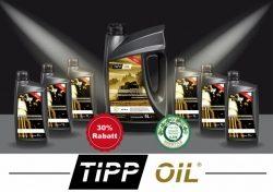 TIPP OIL unterstützt die Zenaga Foundation