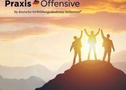 PraxisOffensive – Jetzt Aktionspreis sichern 149 Euro anstatt regulär 699,00 Euro
