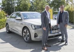 Vernetzt fährt gut – E.ON-Tochter Bayernwerk AG und Branchenverband VDA…