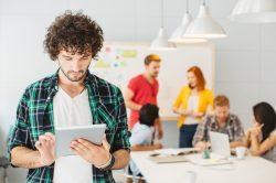 Webinar der in-GmbH: Digitale Transformation in Projekt- und Auftragsabwicklung