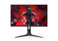 G2-Serie von AOC:  Gaming-Monitore mit IPS-Panels, bis zu 144 Hz Bildwiederholrate und 1 ms MPRT