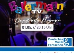 BALLERMANNs NEUES PARTY-MAGAZIN