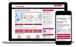 MMI präsentiert neuen Webauftritt