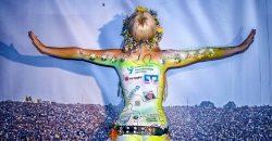 VANTAiO unterstützt Bodypainting-Aktion