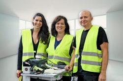 Teamarbeit: Die Prüfung elektrischer Betriebsmittel