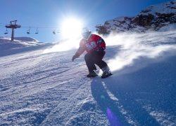 """""""Sled Dogs"""" Snowskates sind der neue Wintersporttrend"""
