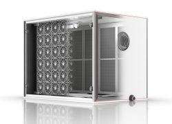 Störungsfreie Verfahrens- und Prozesstechnik: HygroFlow stellt optimale Luftfeuchte sicher