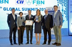 DACHSER erhält den IMD Global Family Business  Award 2019