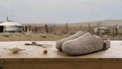 Alte Handwerkskunst für warme Füße