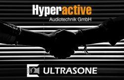 ULTRASONE AG startet Vertriebskooperation mit Hyperactive Audiotechnik GmbH