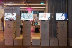 Designit präsentiert im Rahmen seines Events in München die neuen Arbeitsmethoden der Zukunft