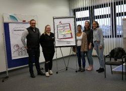 """WOLF sensibilisiert Auszubildende für solidarisches Miteinander mit """"Respekt! Workshop"""""""