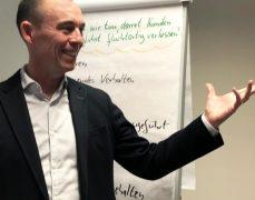Produkttrainer, Techniktrainer werden: Neue, Ausbildung startet Ende März