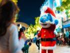 Weihnachtserlebnisse Nah und Fern – Unterwasser-Krippenspiel in Ligurien, überdimensionale Lego-Tanne…