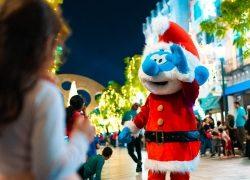 """Weihnachtserlebnisse Nah und Fern – Unterwasser-Krippenspiel in Ligurien, überdimensionale Lego-Tanne in Dubai, """"Feinste"""" Festtagsküche auf hoher See"""