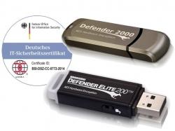 Sichere USB-Stick's mit BSI-Zertfizierung nach EU-DSGVO wieder lieferbar