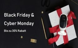 Reolink 2019 Black Friday & Cyber Monday mit bis zu 30% Rabatt