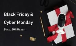 Reolink 2019 Black Friday & Cyber Monday mit bis zu…