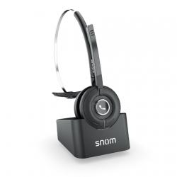 Das Snom A190 Multizellen-DECT-Headset: Nahtloses Handover und Roaming für Ihre…