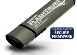 USB-Stick's mit physischem Schreibschutz, Seriennummer und sicherer Firmware (BadUSB sicher) wieder verfügbar